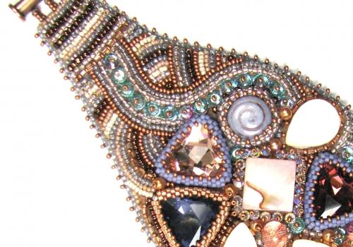 Copper Clad Bracelet